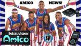 Intellivision Amico News — Harlem Globetrotters NBA Jam-Type Basketball Game!