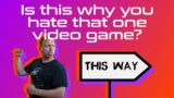 Is Usability the Reason You Quit That Video Game You Thought You Liked?