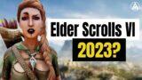 Kommt The Elder Scrolls VI 2023?