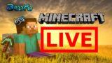 MINECRAFT LIVE TELUGU   GTA 5 LIVE   NAGA GAME ZONE  