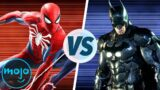 Marvel Vs DC: Which Games Are Better?