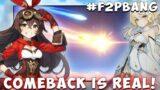 Menjemput Bintang 5 Pertama! The Power Of F2P!   Genshin Impact Indonesia