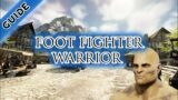 Mortal Online 2 Foot Fighter Build 4k Thusar Warrior Best Frontline Character