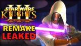 New KOTOR Game Remake Leak Confirmed! Star Wars Game News