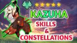 New Kazuha Leaks – Genshin Impact (2021)