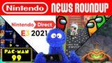 Nintendo at E3, Pac-Man 99, Metroid Game Makes Me Sad | NINTENDO NEWS ROUNDUP