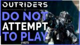 OUTRIDERS   HUGE Patch Delivers MANY FIXES + Breaks Others – Beware Of These! (Outriders News)