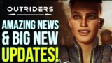 OUTRIDERS | Huge New Update – GOD ROLL Items Restoration, Future Patches & More Incoming Changes!