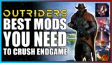 Outriders – BEST Mods You NEED To Get Early! (Outriders tips and tricks)
