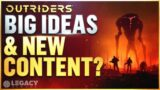 Outriders – DLC, Updates, & New Ideas That Could Transform The Game