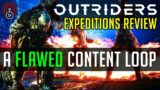 Outriders Expeditions Review – A Flawed Content Loop