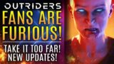 Outriders – Fans Are FURIOUS But Take It Too Far! Official Updates From Devs! All New Updates!