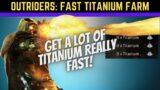 Outriders Fast Easy Titanium Farm Method! 1000+/HR