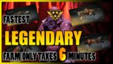 Outriders | Fastest Legendary Farm ONLY 6 MINUTES!
