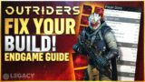 Outriders – Fix Your Build! An Endgame Guide To Expedition Builds