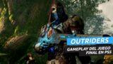 Outriders – Gameplay del juego final en PS5
