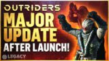 Outriders – HUGE News | Nerfs, Server Crashes, Exploits, Expeditions, And Free Legendaries