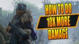 Outriders: How to Do 10x More Damage Right Now – Any Class