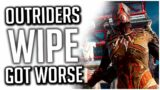 Outriders Inventory Wipe JUST GOT EVEN WORSE! | Outriders FULL ACCOUNT WIPE