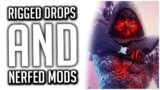 Outriders RIGGED Legendary Drops and NERFED Mods Before the Game Even Released!