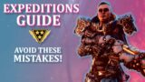 Outriders – Solo Endgame & Expeditions Guide \ Avoid these mistakes!