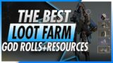 Outriders – The BEST Loot Farm! PERFECT Your Build FAST + Infinite Resources!