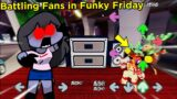 PghLFilms Battles His Own Fans in Roblox Friday Night Funkin'