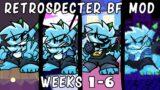 RETRO MOD IS HERE! – Friday Night Funkin' RetroSpecter Boyfriend Mod Showcase/Reaction