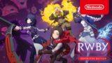 RWBY: Grimm Eclipse – Definitive Edition | Announce Trailer – Nintendo Switch
