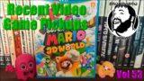 Recent Video Game Pickups Vol 53