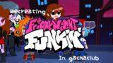 Recreating Friday Night Funkin in Gacha Club | xKochanx | FNF | GCV