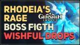 Rhodeia's Rage Genshin Impact