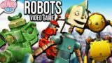 Robots the video game is a twisted nightmare