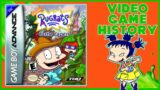 Rugrats: Castle Capers REVIEW   Nickelodeon Video Game History