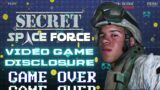 SECRET SPACE FORCE Video Games Trailer