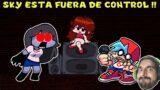 SKY ESTA FUERA DE CONTROL !! – Friday Night Funkin con Pepe el Mago (#21)