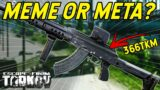 Should You Be Using This Weird Gun In Tarkov? – Meme Or Meta!