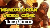 Star Wars: The Mandalorian Video Game Just Got Leaked