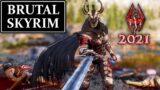 THE MOST VIOLENT MOD EVER – Skyrim Mods & More Episode 112