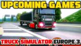 TRUCK Simulator Europe 3 – Upcoming Game   Gaming News   Hindi