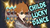 Tartaglia Lucky Dance (Specialist) – Genshin Impact