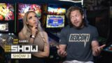 The AEW World Champion Kenny Omega is Joined by The Bunny   AEW Games 2.Show, Episode 3