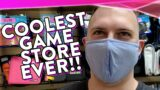The BEST Local Video Game Store! | Game Attack Event Highlights