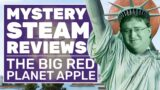 The Big Red Planet Apple | Mystery Steam Reviews (Video Games Set in New York or Mars)