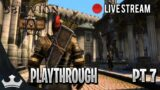 The Elder Scrolls IV: Oblivion Playthrough Part 7