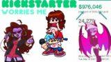 The Friday Night Funkin' Kickstarter Worries me…