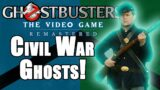 The Ghosts March To War!!   Ghostbusters The Video Game Remastered Gameplay Part 14   Carbon Knights