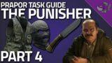 The Punisher Part 4 – Prapor Task Guide – Escape From Tarkov