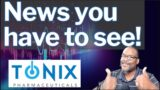 This News Could Be a Game Changer! – Tonix Pharmaceuticals (TNXP Stock) – Penny Stocks | VectorVest