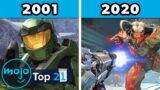 Top 21 Best First Person Shooter Games of Each Year (2000 – 2020)